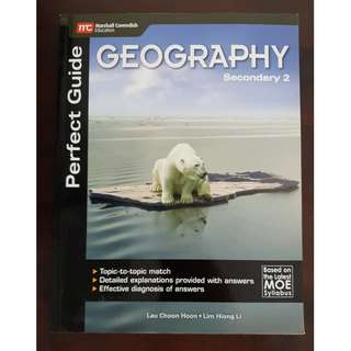 Perfect guide geography secondary 2