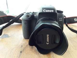 Canon EOS 760D wiffi