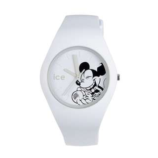 Japan Disneystore Disney Store Mickey Mouse White Singing Ice Watch Preorder