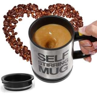 [READY STOCK] Self Stirring Mug