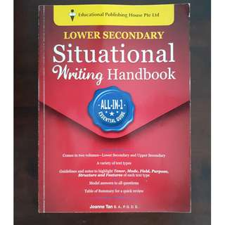 Lower Secondary Situational Writing Handbook