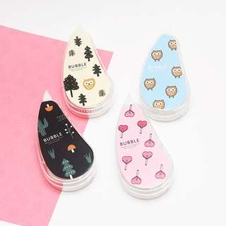 Treeinart Bubble White Correction Tape