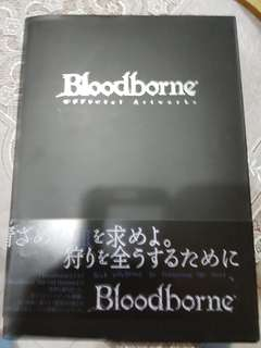 Bloodborne Official Artbook