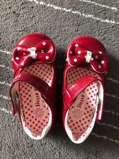 Girls shoes for 18 mo