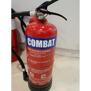 12x 4KG FIRE EXTINGUISHER