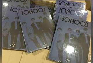 [Readystock] UNB BOYHOOD ALBUM