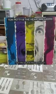 Tom Petty - Let me up  I had enough - LP