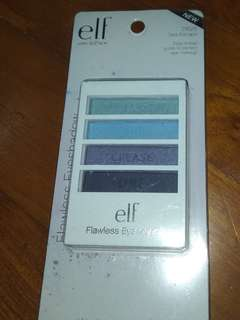 Elf flawless eyeshadow in seaescape
