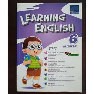 SAP Learning English workbook 6