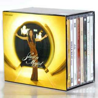 Sheila Majid - Box Sets (Audio CD)