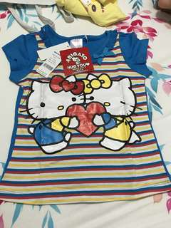 Limited edition hello kitty 40th anniversary t shirt