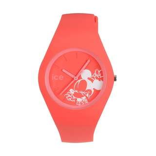 Japan Disneystore Disney Store Minnie Mouse Red Singing Ice Watch Preorder