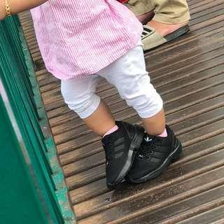 Adidas Zflux Black