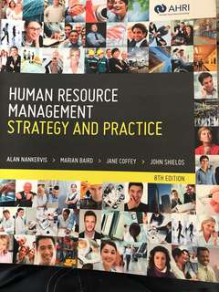 Human Resource Management 8th Edition Textbook