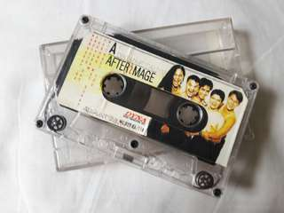 "After Image ""Tag-Ulan Tag-Araw"" Cassette Tape"