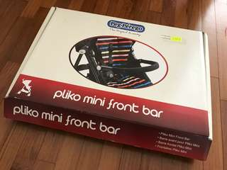 Peg perego pliko mini front bar
