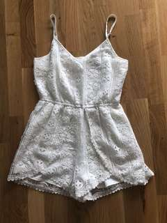 Dotti crochet Playsuit