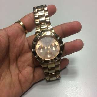 Preloved Authentic Guess Watch