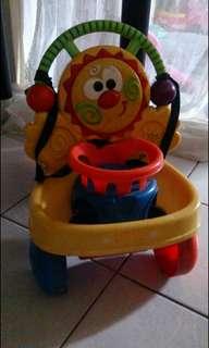 Yoyo Car/kreta tolak baby