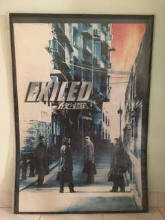 Exiled Poster (Reprint)