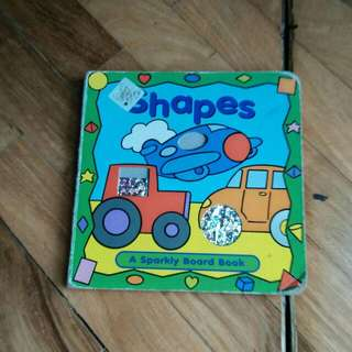 Shapes Hard Book