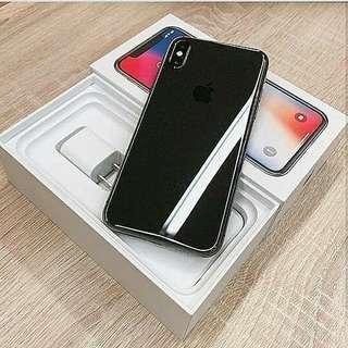 Kredit iphone x64gb New Dp hanya 5jutan