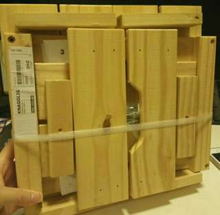IKEA 木箱