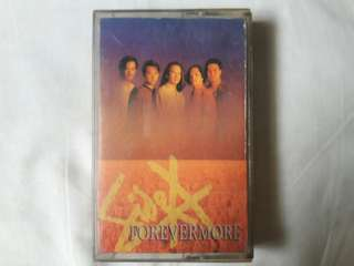 """Side A """"Forevermore"""" Cassette Tape"""