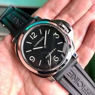 *Lowest price for complete discontinued model with servicing* Panerai Luminor PAM112