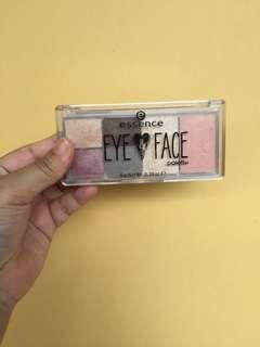 Flash sale essence eye dan face highlighter baru