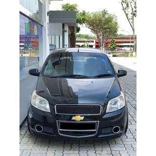 Chevrolet Aveo Limited Offer! Grab Ready!**