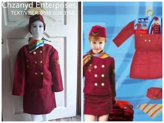 PROFESSIONAL COSTUME (FLIGHT STEWARDESS)