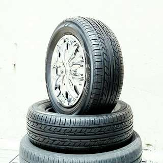 Used 195/65 R15(Sold) Yokohama (2pcs) 🙋‍♂️