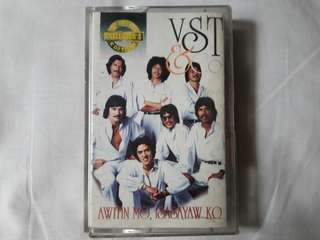 "VST & Co. ""Awitin Mo,  Isasayaw Ko"" Cassette Tape"