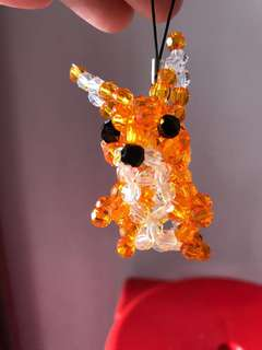 Crystal 3D Beaded (Rabbit)