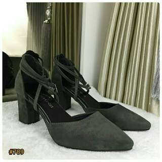 Sepatu high heels Spring Summer 2017