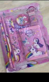 Pony theme goodies bag, goody bag gift, goodie bag packages or event door gift