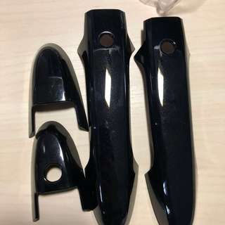 Honda vezel black door handles