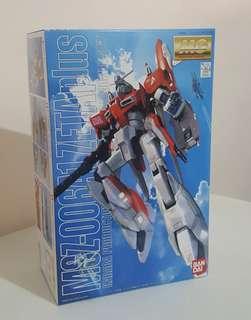 MG Gundam Zeta plus unbuilt