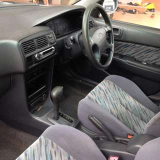 1997 Toyota Corolla 1.6 EFI (A)