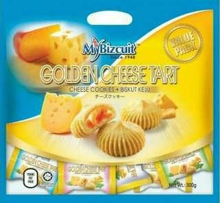 MyBizcuit Cookies - Golden Cheese Tart