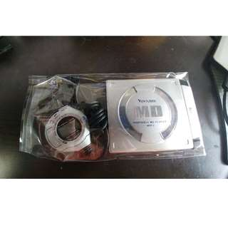 Venturer Portable MD Player MDP-2 連耳機