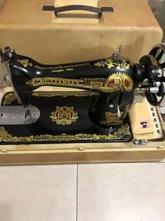 Butterfly Electric Sewing Machine