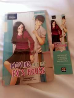 Moving into my ex's house (wattpad)