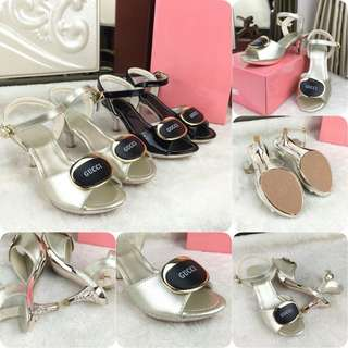 Ready Stock New Arrival Gucci Fashionable Dress Shoes SS17