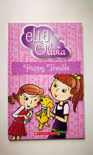 Storybook - Ella and Olivia
