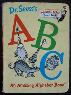 Dr Seuss's ABC Book