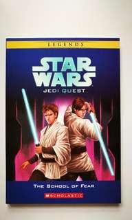 Storybook - Star Wars Jedi Quest