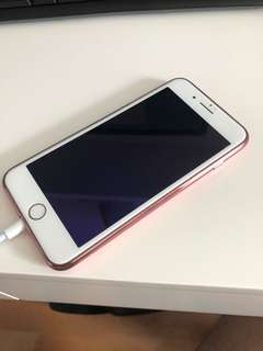 Pink iPhone 7 128GB
