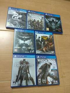 PS4 used Games - GT Sport